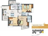 Floor Plan typical B