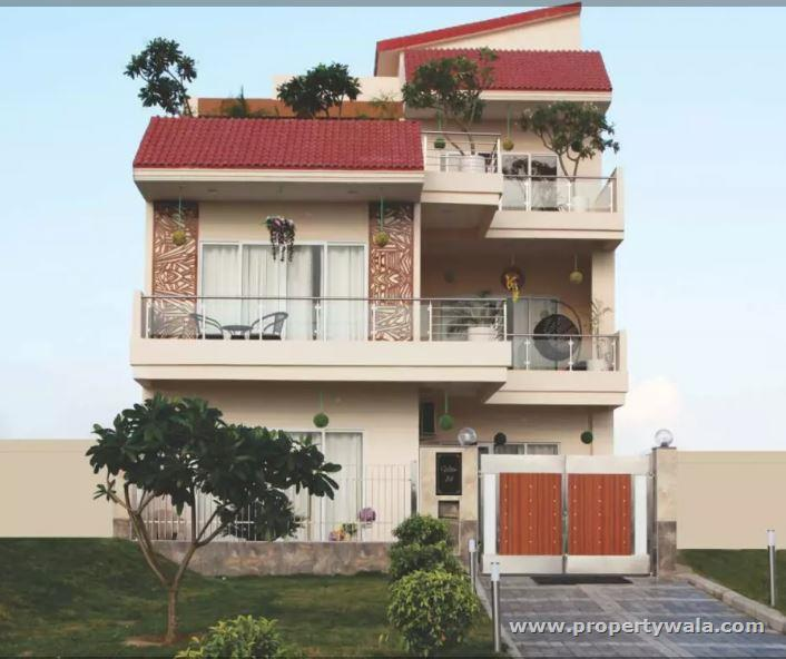 Gaur Villa City 2nd Park View - Sector 19 Yamuna Expressway, Greater Noida