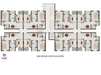 Floor Plan Eight Core
