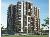 1 Bedroom Flat for sale in Nakoda Unity Residency, Mahesh Nagar, Sholapur