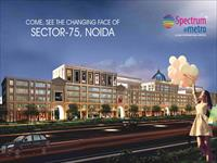 1 Bedroom Flat for sale in Spectrum Metro, Sector 75, Noida