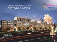 Shop for sale in Spectrum Metro, Sector 75, Noida