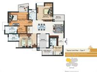 Floor Plan typical F