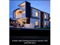 4 Bedroom House for sale in Sunny Enclave, Airport Road area, Mohali