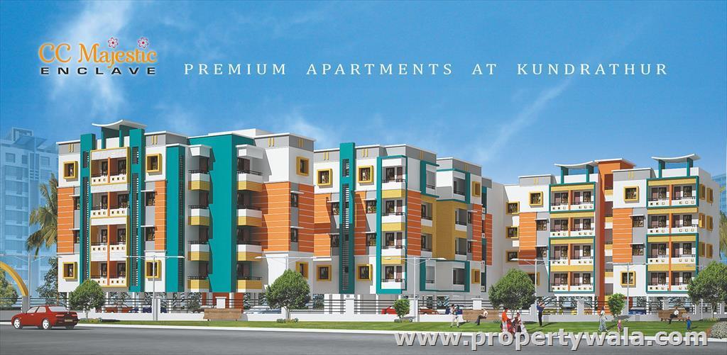 CC  Majestic Enclave - Kundrathur, Chennai