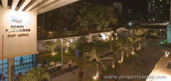 Dosti Flamingos Sewri Mumbai Apartment Flat Project