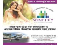 Land for sale in Shine Nature Valley, Sultanpur Road area, Lucknow