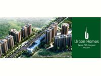 2 Bedroom Flat for sale in Pyramid Urban Homes, Sector-70A, Gurgaon