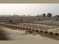Land for sale in New Golden City, Amausi, Lucknow
