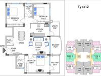 Type C Floor Plan