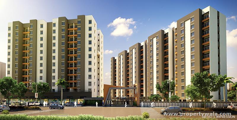 Vilas Javdekar Yash One - Pirangut, Pune