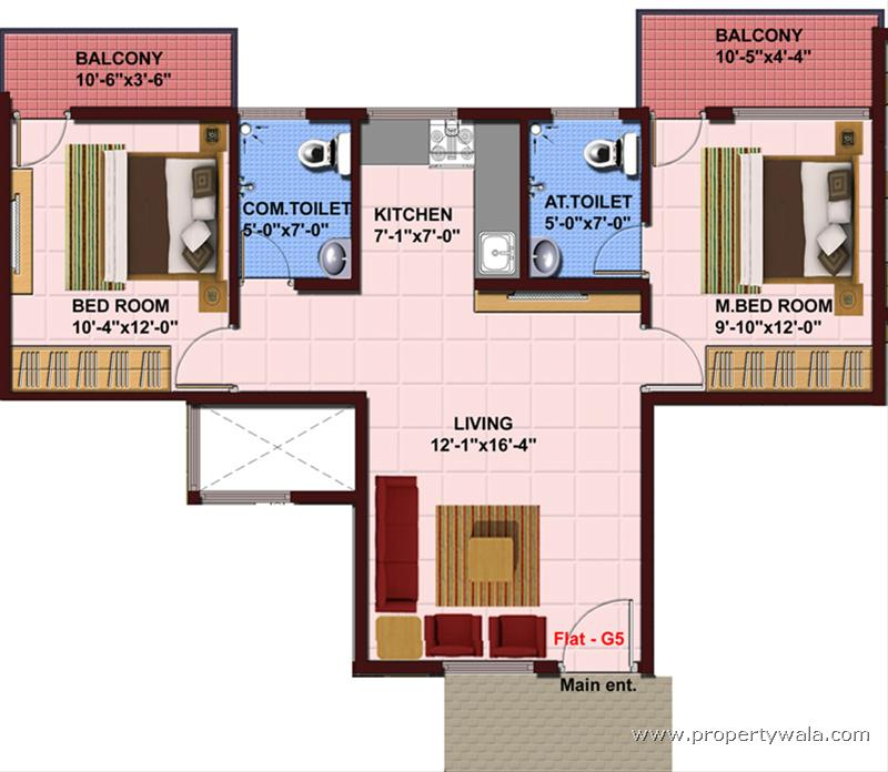 Lakeview Apartments: Electronic City, Bangalore
