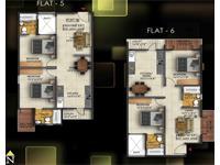 Flat 5, 6 Floor Plan
