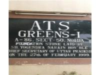 3 Bedroom Flat for sale in ATS Green I, Sector 50, Noida