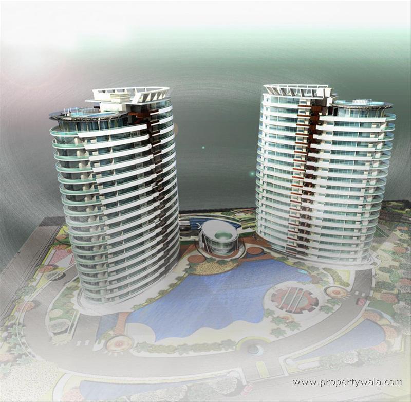 Omaxe Twin Towers