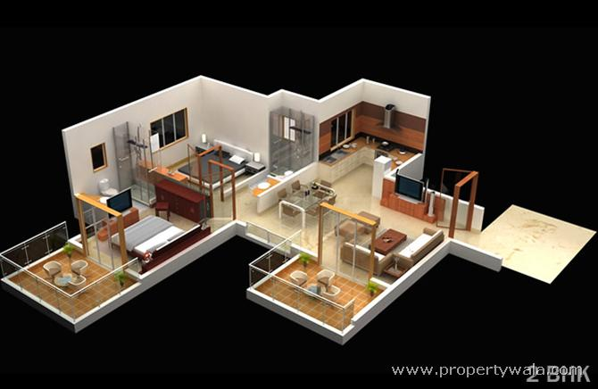 3 Story House Plans Waterfront in addition 5 BHK 4500 Sq Ft Multistorey Apartment FOR Sale Baner In Pune id qFlC9iKgiHBzpSvf uAgZw as well Floor Plans further 3d House Plan 2bhk together with Two Double Storey Houses With Small Balcony. on 1 bedroom bungalow floor plans 3d