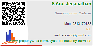 Visiting Card of Kalyani Consultancy Services