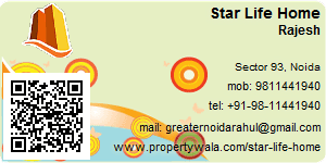 Visiting Card of Star Life Home