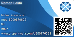 Raman Lekhi - Visiting Card