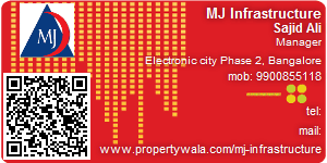 Contact Details of MJ Infrastructure