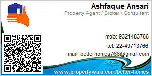 Visiting Card of Better Homes