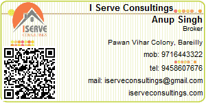 Visiting Card of I Serve Consultings