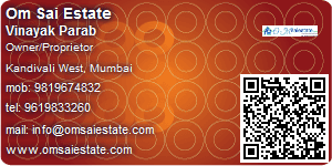 Contact Details of Om Sai Estate