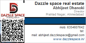 Contact Details of Dazzle space real estate