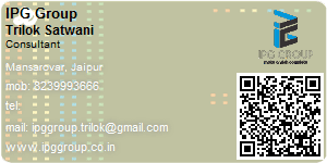 Visiting Card of IPG Group
