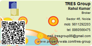 Visiting Card of TRES Group