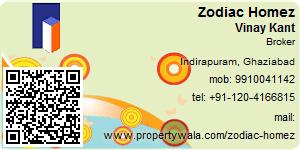 Visiting Card of Zodiac Homez