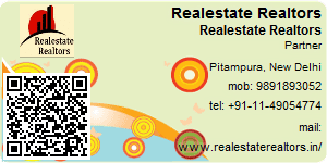 Visiting Card of Realestate Realtors