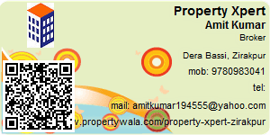 Visiting Card of Property Xpert