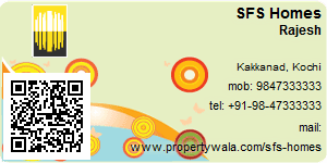 Visiting Card of SFS Homes
