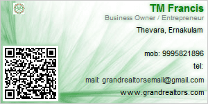 Visiting Card of Grand Realtors