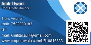 Amit Tiwari - Visiting Card