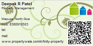 Visiting Card of Infinity Property