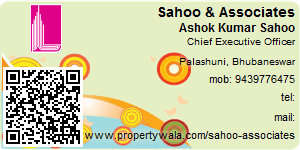 Visiting Card of Sahoo & Associates