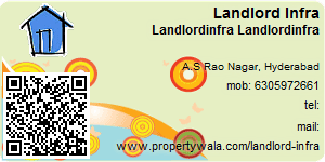 Visiting Card of Landlord Infra