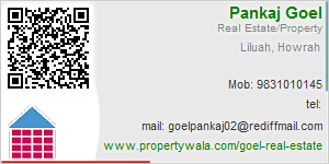 Visiting Card of GOEL Real Estate
