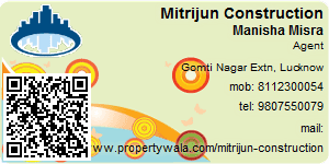 Visiting Card of Mitrijun Construction