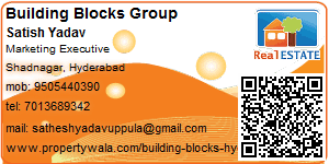 Visiting Card of Building Blocks Group