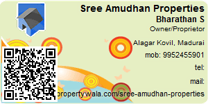Contact Details of Sree Amudhan Properties