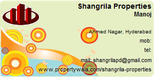 Contact Details of Shangrila Properties