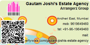 Contact Details of Gautam Joshi's Estate Agency