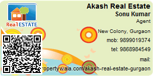Contact Details of Akash Real Estate