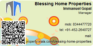 Contact Details of Blessing Home Properties