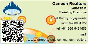 Visiting Card of Ganesh Realtors