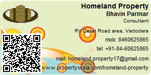 Visiting Card of Homeland Property