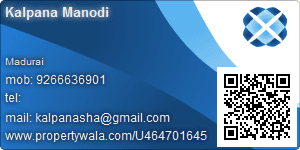 Kalpana Manodi - Visiting Card